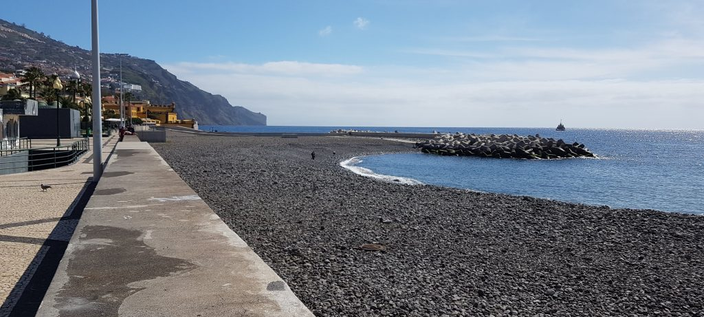 beach funchal