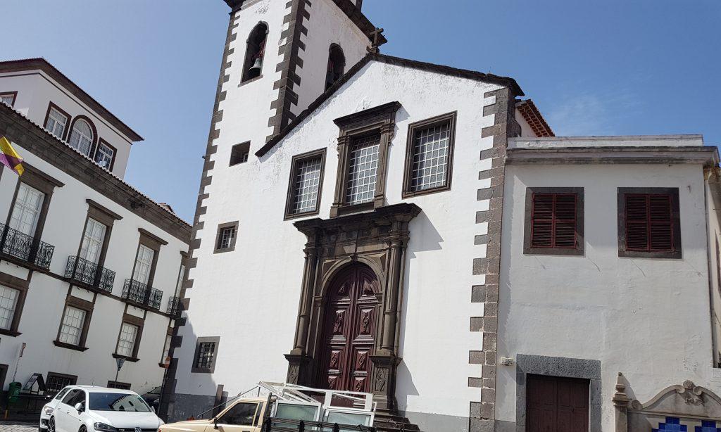 Chiesa di Sao Pedro, funchal