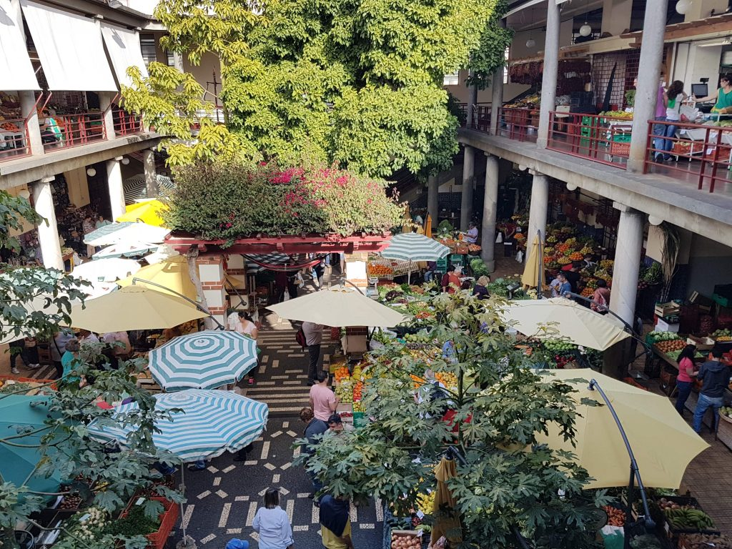 mercato fuchal Mercado dos Lavradores