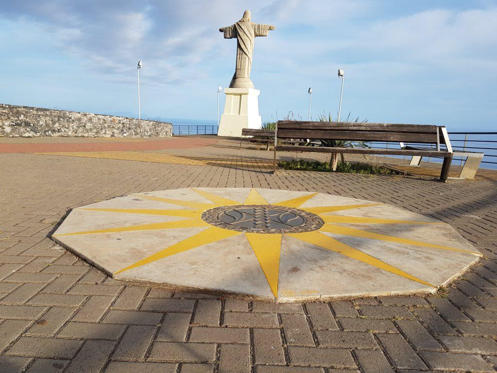 Panorama di Cristo in Canico