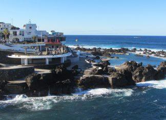 Salt Sea Water Pools in Porto Moniz