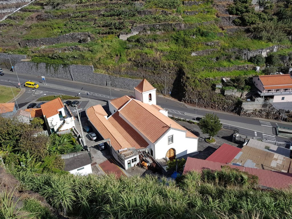 church calheta madeira chiesa